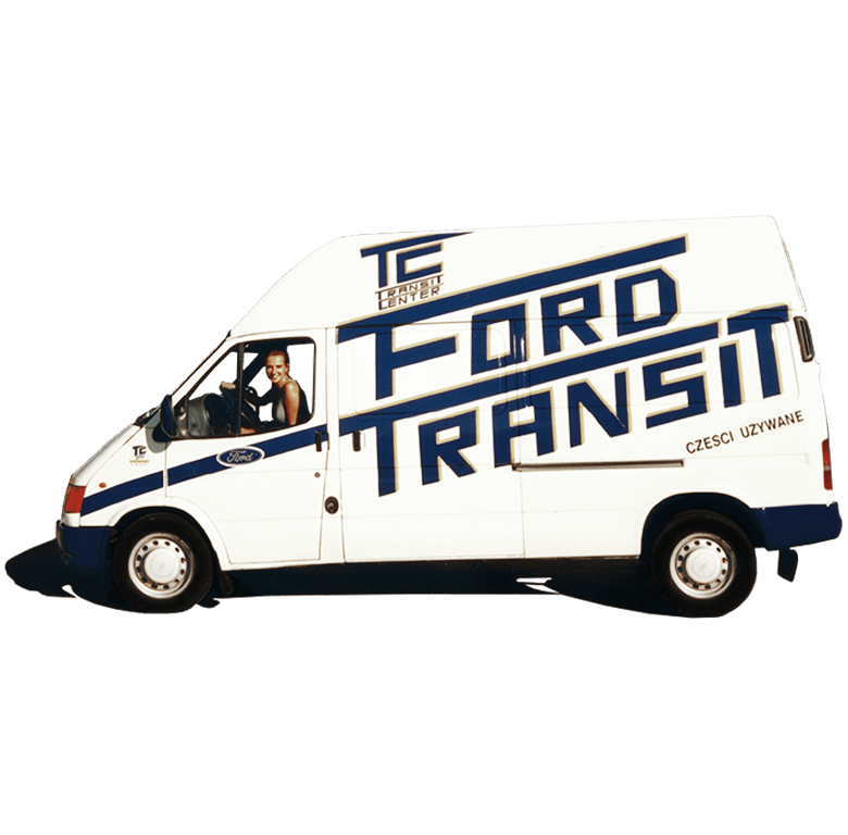 Historia de Ford Transit MK5 Transit Center