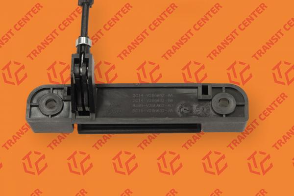 Tirador interior de puerta corredera 1C15 V266A62 BC para FORD TRANSIT