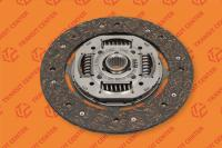 Disco de embrague Ford Transit 2.5 diesel 2.0 OHC 1986-2000