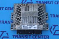 Computadora del motor Ford Transit Connect 2006, 7T1112A650HE
