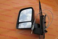 Retrovisor izquierdo Ford Transit Connect manual