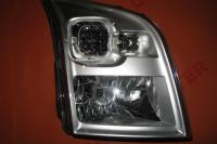 Manual derecha frontal Reflector Ford Transit 2006-2013