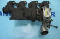Turbocompresor Ford Transit 2.4 TDDI 90PS 2000-2006