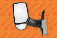 Retrovisor izquierdo largo manual Ford Transit 2000 - 2013 Trateo