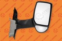 Retrovisor derecho manual de brazo largo Ford Transit 2000-2013 Trateo